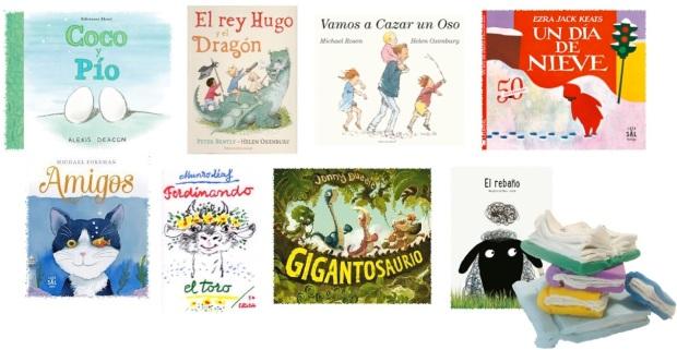 Álbumes Ilustrados para niños