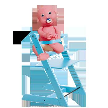 trona y bebe
